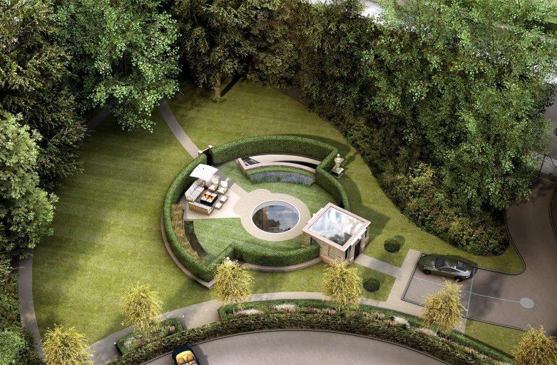 Spectacular Concept Of Subterranean Architecture